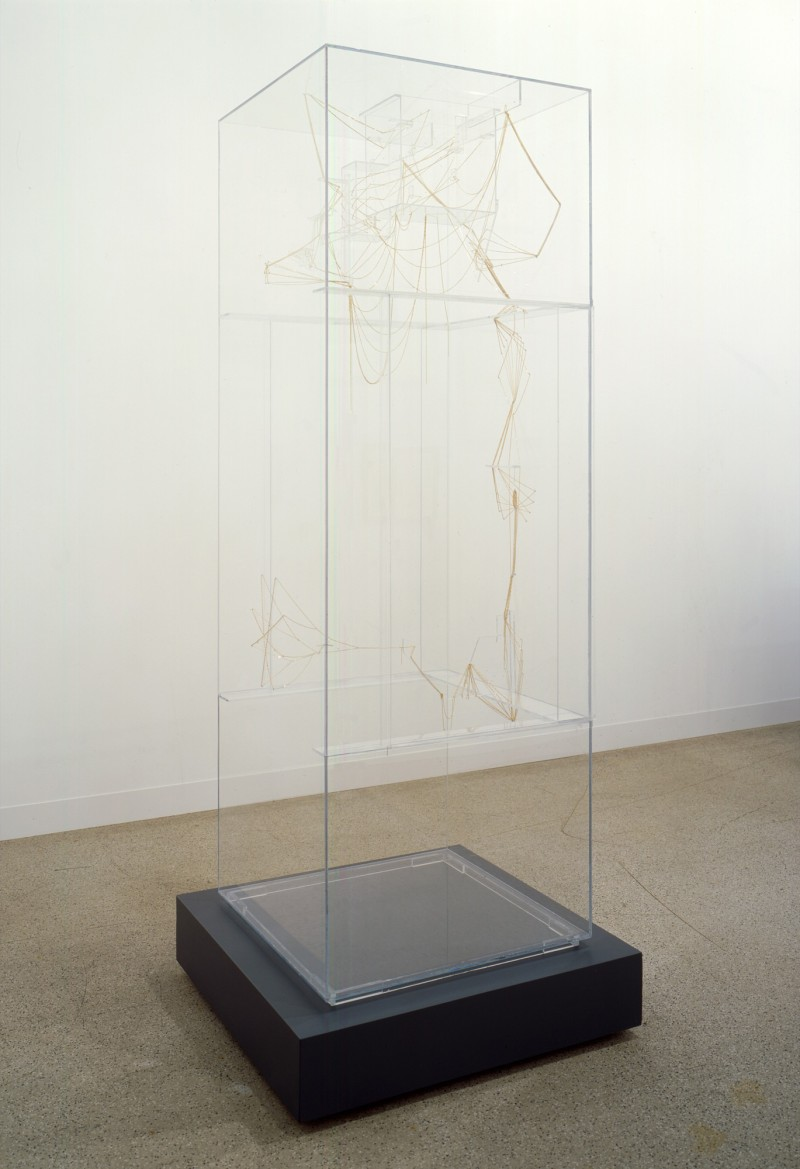 Untitled (Gold Chain), 2005