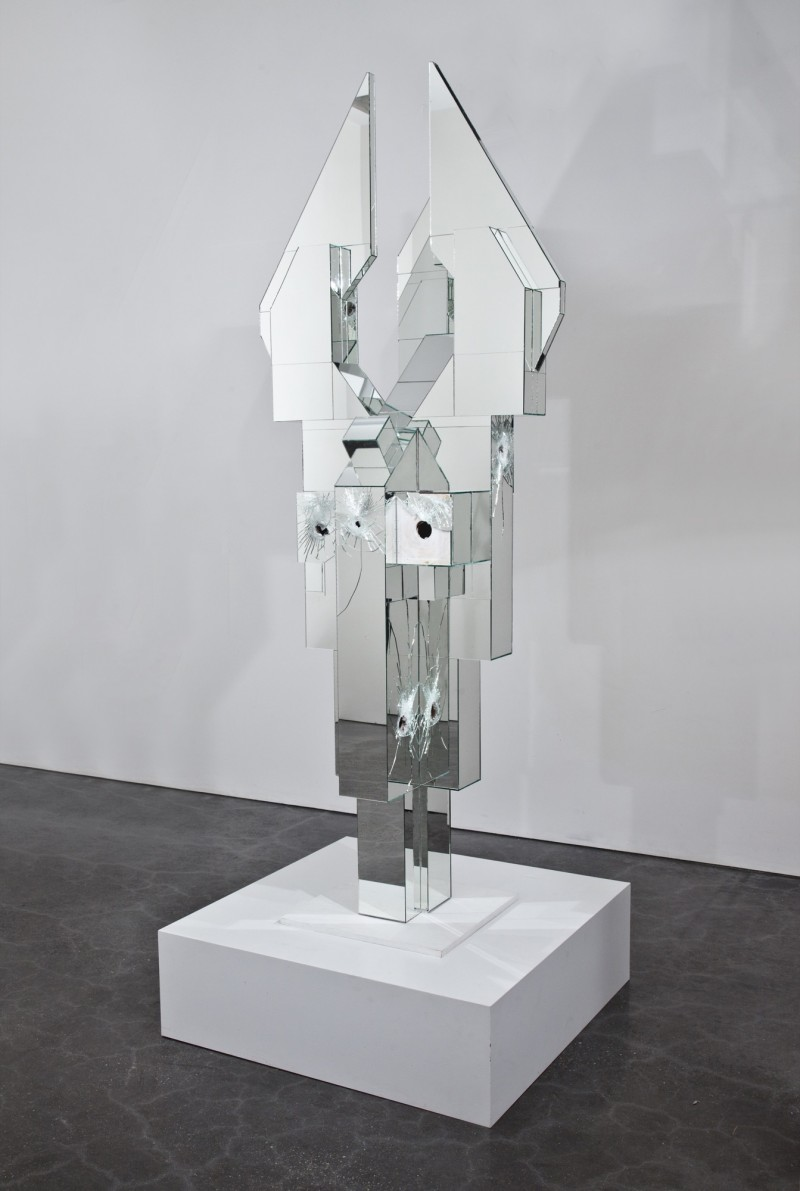 Untitled 4 (Guides), 2011